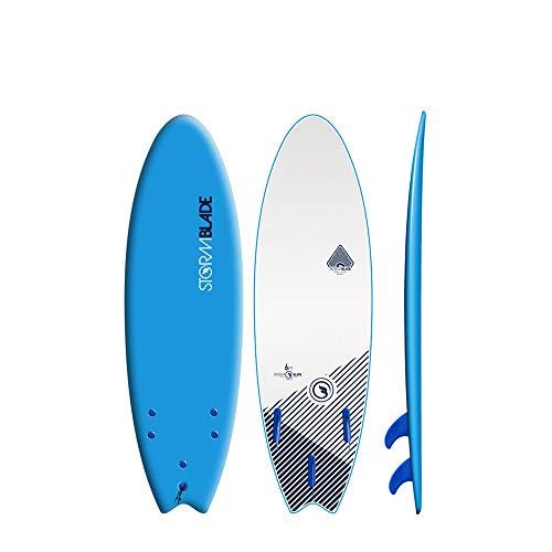 StormBladae 5'6 Tail Surfboard