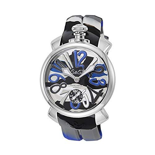 [Gagamirano] GaGaMILAN orologio MANUALE48MM camouflage quadrante 5010.15S...