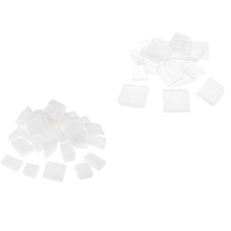 いつも行商再びD DOLITY 固形せっけん 2KG ホワイトクリア DIY工芸 手作り バス用品 石鹸製造 創造力 2種 混合