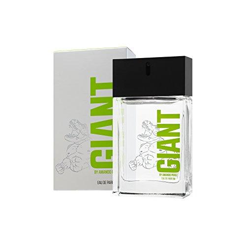 GIANT Molecules Eau de Parfum - 50 ml - Herrenduft Pheromonparfum (Lockstoff: White Pheromones)
