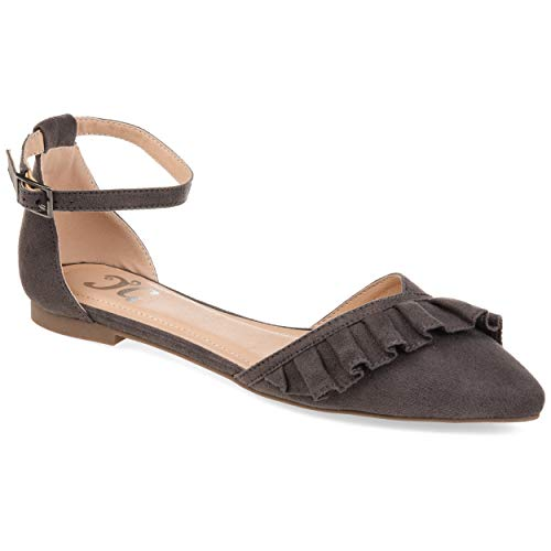 Top 10 best selling list for journee collection lazae flat shoes