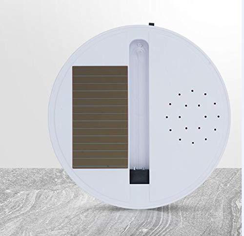 Solar-UV-Licht-Sterilisator, tragbarer UVC-Sterilisator, schnelle Sterilisation 99,9 %, mit LED-Lampe, WC-Desinfektionslampe, wiederaufladbar, faltbar, leicht zu tragen
