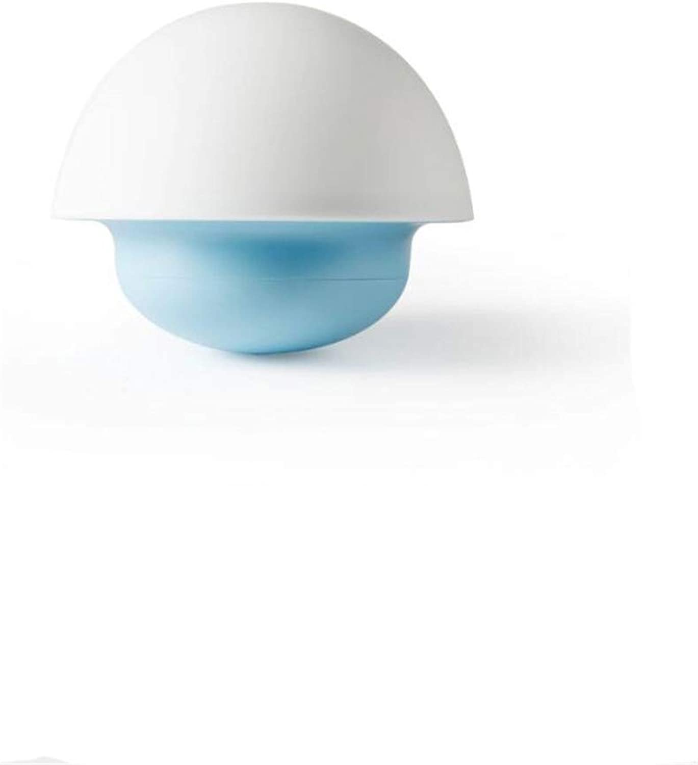 LED Eye Predection Tumbler colorful Night Light Bedroom Touch Tap Switch (color   bluee)