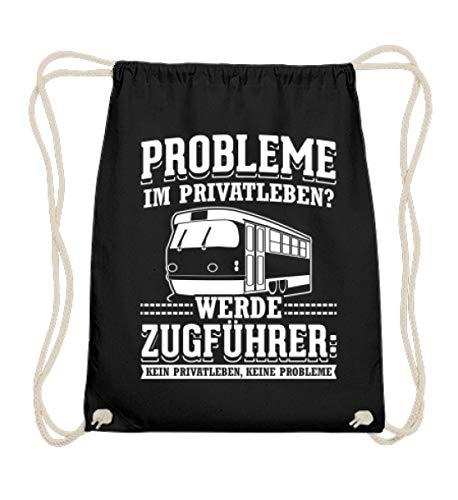 Chorchester Zug-Führer Haben Kein Privatleben - Baumwoll Gymsac