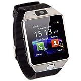Ballylelly Smart Watch dz09 Gold Silber smartwatch Uhren für ios für Android SIM Karte Kamera Uhr