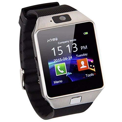 dz09 smartwatch Ballylelly Smart Watch Dz09 Orologi Smartwatch in oro argento per Ios per Android Sim Card Camera Watch