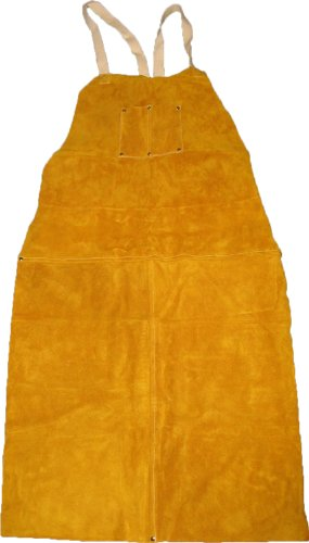 US Forge Leather Welding Apron 1