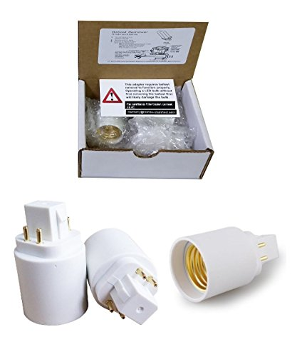 2 Pack Warm White T10 LED Bulb 2 Watts Mansa Lighting 25W Equivalent Dimmable 200 Lumens Tube Shape 2700K