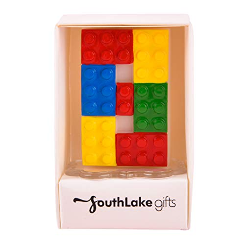 Colorful Interesting Building Block Candle Number Candle for Birthday (8)