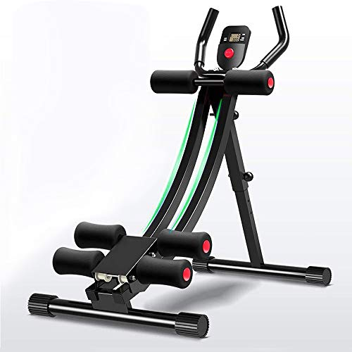 Product Image 2: Fitlaya Fitness Core & Abdominal Trainers AB Workout Machine Home Gym Strength Training Ab Cruncher Foldable Fitness Equipment