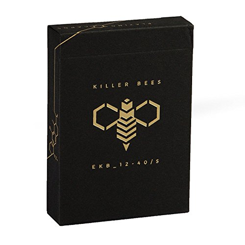 Killer Bees Playing Cards Deck by...