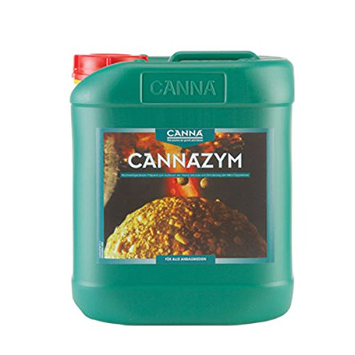 Canna Cannazym 5 L 1:400 Dünger Enzym-Präparat