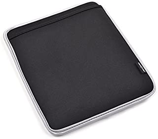 Case Star® Black Color Neoprene Wacom Graphics Tablet Sleeve Carrying Case Protective Cover for Wacom Intuos Pen and Touch Small Tablet CTH480 and Tablet CTL480