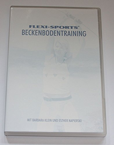 Flexi-Sports Flexi-Bar Flexibar Beckenbodentraining DVD