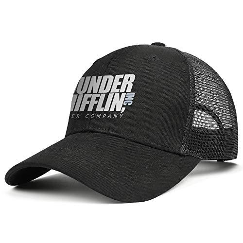 Verodley Unisex Baseball Hats Breathable Mesh Back Baseball Caps Adjustable Dad-hat Trucker Hat