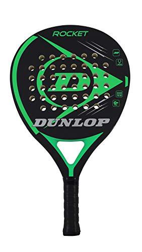 Dunlop Sports Bate de pádel verde cohete