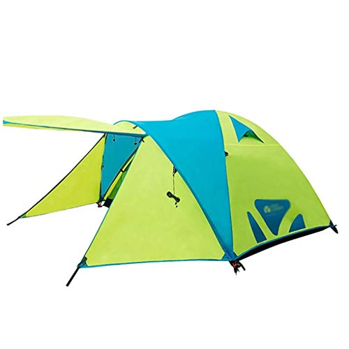 Utilisation multiple Sports de plein air Tente de protection solaire anti-pluie extérieure imperméable et respirante coupe-vent en alliage d'aluminium Camping Camping pliant Équipement d'extérieur