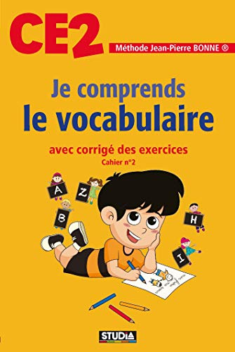 Je comprends le vocabulaire CE2