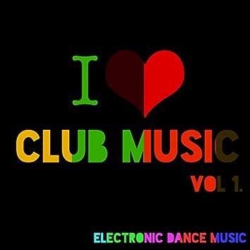 I LOVE CLUB MUSIC vol1