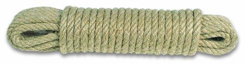 Chapuis RC10 Cuerda de cáñamo retorcida - 627 kg - Diámetro 10 mm - Largo 10 m