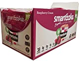 Smart Baking Company Smartcake, Vitamin C, Sugar Free, Gluten Free, Low Carb, Keto Dessert (Raspberry Cream, 16 CT)