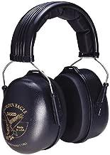 Ear Muff, 29dB, Over-The-Head, Black