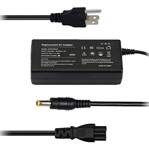 19V 3.42A 65W AC Adapter Laptop Charger for Acer Aspire 5 3 1 E15 E5-552 E5-552G E5-553 E5-553G R7-572 V3 V5-122P V5-122P-0408 5253 5520 7560 5733 5517 5532 5742 5349 V15 V15-571 V3 V3-572P V3-571G.