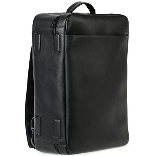 Salzen Redefined Classic Backpack Weekend 46 cm total Black