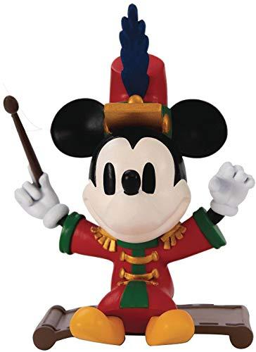 Beast Kingdom Mickey Mouse 90th Anniversary Mea-008 Conductor Mickey Mini Egg Attack Figure