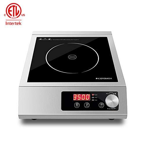 3500w induction burner - 9