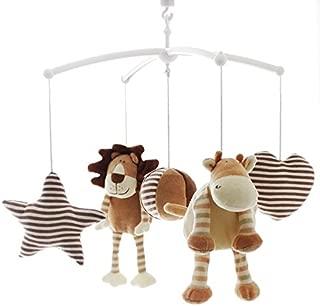 SHILOH Baby Crib Decoration Lullabies Plush Musical Mobile (Lion King)