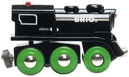 Brio 33247000 - Schwarz Lok (Akku)