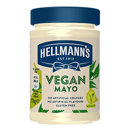 Mayonnaise vegan - Sans oeuf 280 Miligramme