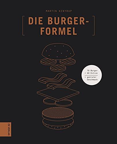 Die Burger-Formel: 70 Burger + 60 Extras...