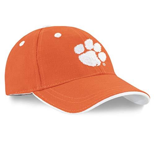 Creative Knitwear Clemson University Collegiate Baby Baseball Hat