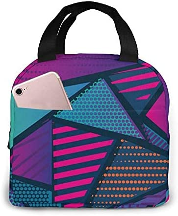 Abstract Geometric New product Splash Lunch For SEAL limited product Large Tote Bag