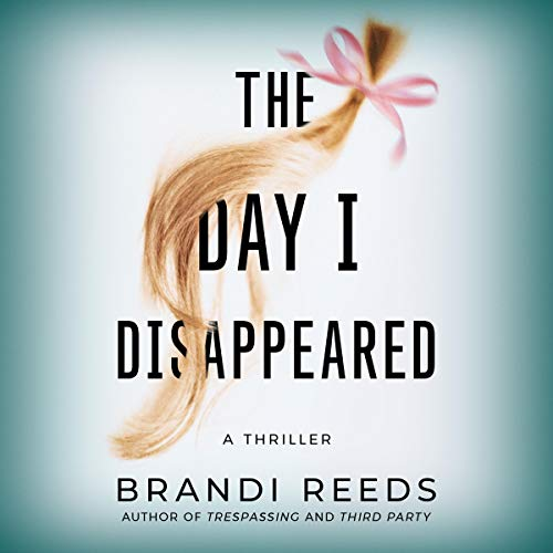 The Day I Disappeared cover art