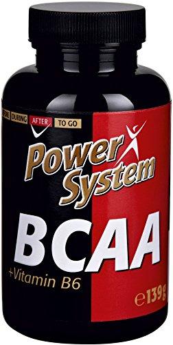 Power System - BCAA Kautabletten - 139g
