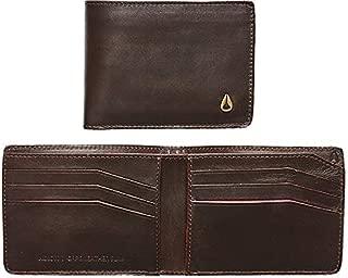 NIXON Cape Leather Slim Wallet