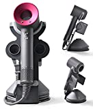 CATOOMUU for Dyson Supersonic Hair Dryer Stand Holder, Heavy Alloy Steel Stand for Dyson Blow Hair Dryer All Models, Gray