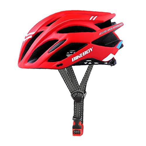 Hiinice Cap Bicicleta de montaña Casco de Montar tamaño Fresco Seguridad Vial...