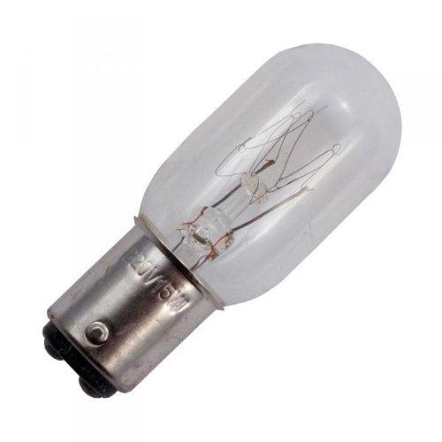 Textimo 1 ampoule à baïonnette pour machine à coudre 15W