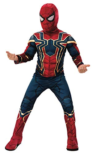 Rubies Avengers Disfraz, Multicolor, Medium, Age 5-7, Height 132 cm (700684_M)