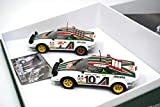 Scalextric C3894A Cars Legends Lancia Stratos 1976 Rally Champions Twinpack - Edición...