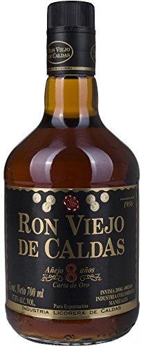 Ron Viejo de Caldas 8años (1x 0,7l)