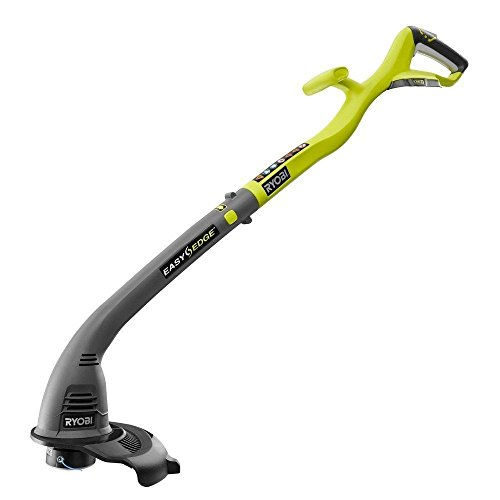 Read About Ryobi 18-Volt Lithium-ion Shaft Cordless Electric String Trimmer and Edger ZRP2003A (WITH...