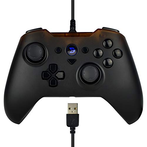 Controller cablato ZD-O per PC (Windows 10) e Xbox ONE e vapore (O-Amber)