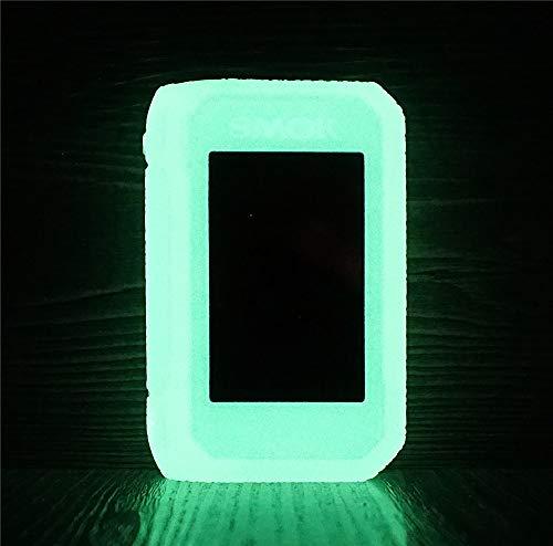 ORIN Schutzhülle Hülle für Smok G-Priv 3 Silikon Hülle Gehäuse Ärmel Abdeckung Wickeln Silicone Hülle (Leuchten im Dunkeln)