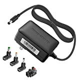 BENSN 12V Power Adapter Supply for Seagate/Western Digital External Hard Drive, Expansion SRD00F2, Backup Plus SRD0SD0, FreeAgent Pushbutton GoFlex Desk Dockstar Pro, WD My Book Av DVR Expander