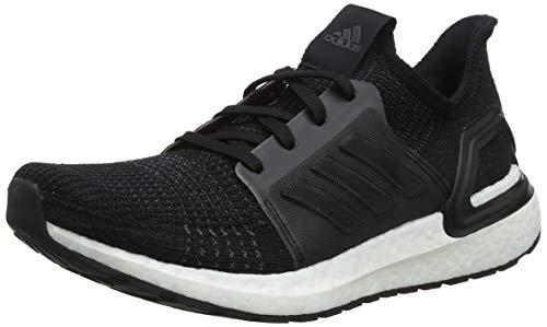 adidas Herren Ultraboost 19 m Laufschuhe, Schwarz (Core Black/Core Black/FTWR White Core Black/Core Black/FTWR White), 46 EU